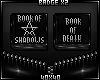 Book of Death & Shadows