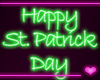 f Neon - St. Patrick