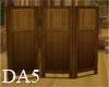 (A) Wood Tudor Screen