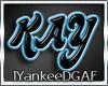 |bk| Kay Belly Chain Blu