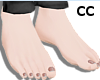 CC| Cheap Feet New