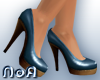 *NoA*Pumps Dark Blue