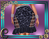 Mia Enchanted Blue Skirt