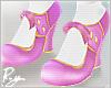 Shoujo Boy Heels