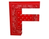''F'' Letter