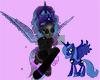 Sock Pony PrincesLuna