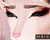 🅜 GINGER: eyebrows m