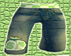*CA* Money Bag Shorts