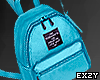 Little Backpack Blue.