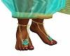 Kids Jasmine feet