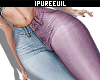 !! Blue - Pink Jeans