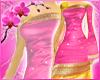 RC Indian Saree Pink