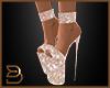 !B Diamond Platfrm heels