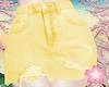 e. Cute Yellow Skirt