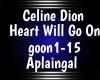 Heart Will Go On