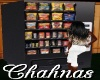 Cha`Indy Vending Machine