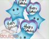 Happy Birthday Ballons|L