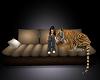 ~MG~ Live Tiger Sofa