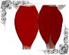 Red Glam Skirt