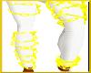 $A$ YELLOW LEG CHAIN