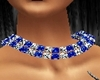 Kenia Blue Necklace