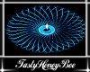 Eliptic DJ Lights Blue