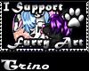 I support Furry Art (B)
