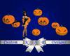 Spooky Dancing Pumpkins