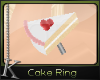 K| Sweet Cake Ring