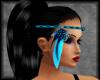 Native Aqua Headband