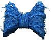 {BA69} Blue bow