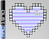 Animated Pixel Heart