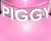 B! PVC Piggy Collar F
