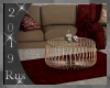 Rus: Ruby Couch Set 2
