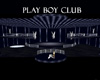 Blue play boy club