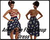 American Flag PinupDress