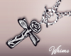 Chula Cross Necklace