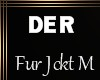 PdT DER FurLined Jckt M