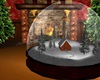 House in a Snow Globe