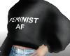 Fem AF Baggy Sweatshirt