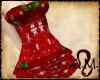 [Xmas] Red cuty dress