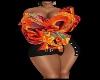 top orange sensual