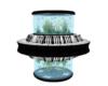 Reflect fish tank