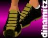Black & Gold Cheer Stepz