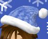 Santa Hat Blue