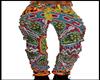 Pantalon Regge
