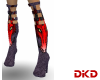 DarkKnight Dragon Boots