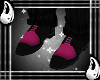 (I) Black Fushia Shoes