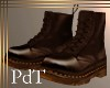 PdT Brown Work Boots M
