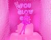 You Glow Girl Pink Room